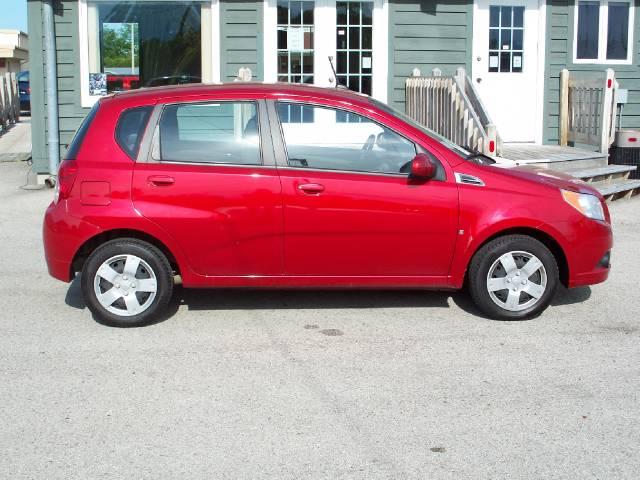 Image 1 of 2009 Chevrolet Aveo5…