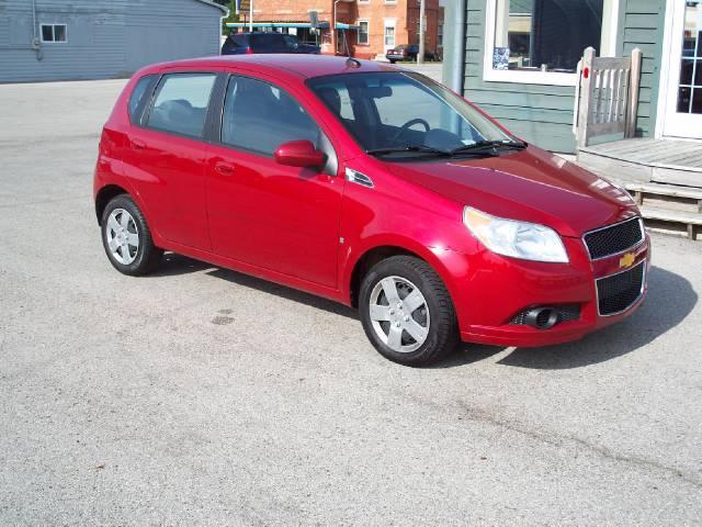 Image 12 of 2009 Chevrolet Aveo5…