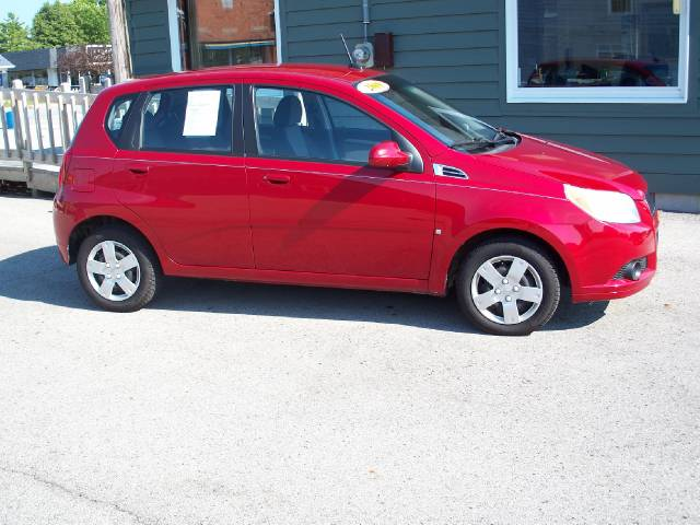 Image 16 of 2009 Chevrolet Aveo5…