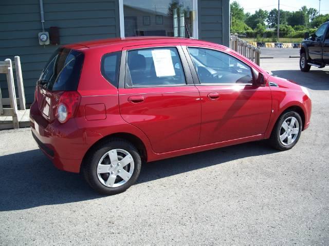 Image 21 of 2009 Chevrolet Aveo5…