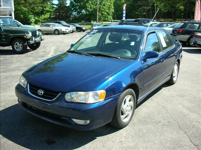 2001 Toyota Corolla S (Kingston) $5995