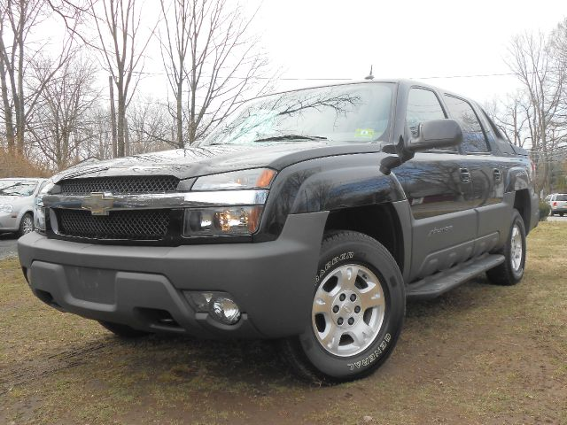 2004 Chevrolet Avalanche