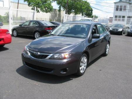 2008 Subaru Impreza