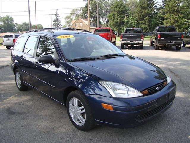 Image 9 of 2001 Ford Focus WAGON…