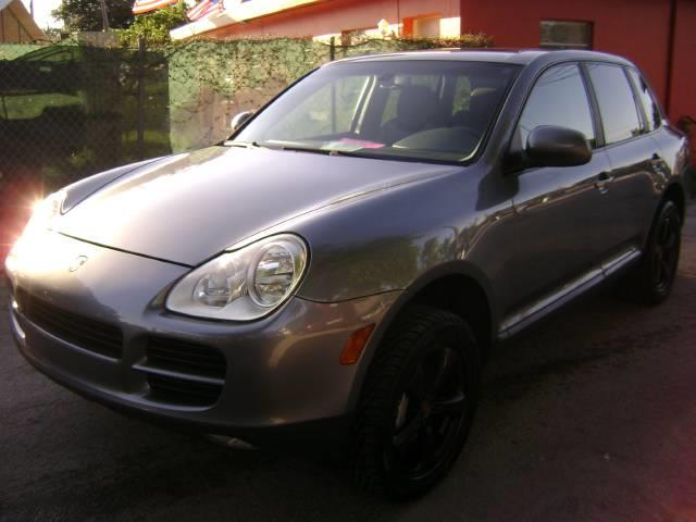 2004 Porsche Cayenne S - HOLLYWOOD FL