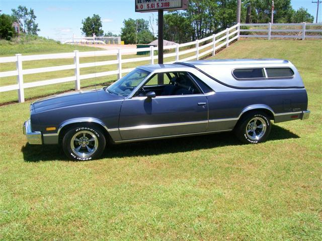 1984 Chevrolet El Camino Conquista - Calumet OK