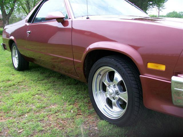 1987 Chevrolet El Camino  - Calumet OK