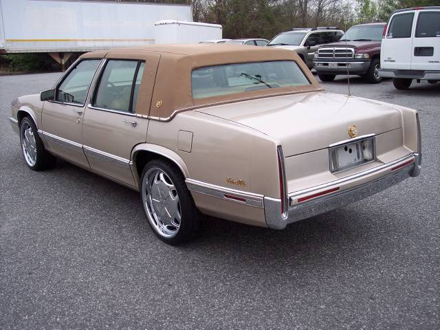 Used 1993 Cadillac Deville For Sale 2110 Hickory Blvd Sw