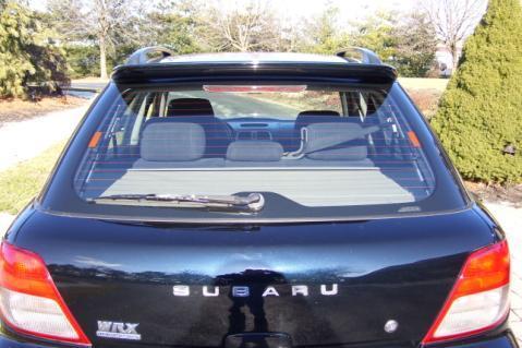 Image 6 of 2002 Subaru Impreza…