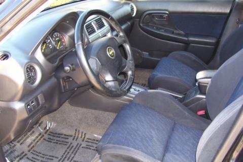 Image 8 of 2002 Subaru Impreza…