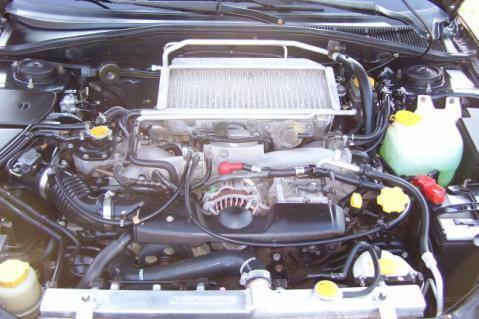 Image 11 of 2002 Subaru Impreza…