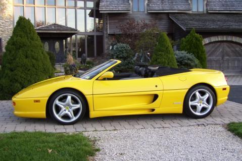 Image 1 of 1996 Ferrari F355 SPIDER…