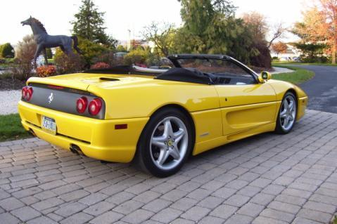 Image 2 of 1996 Ferrari F355 SPIDER…