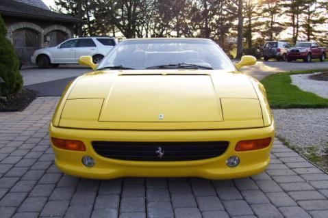 Image 4 of 1996 Ferrari F355 SPIDER…
