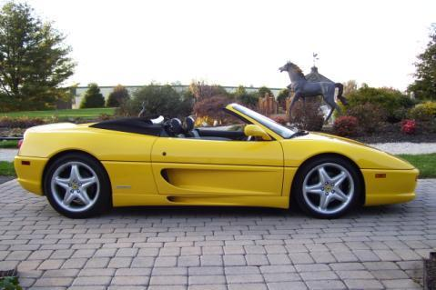 Image 5 of 1996 Ferrari F355 SPIDER…