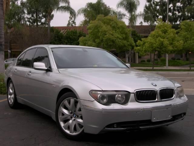2005 Bmw H2r. Bmw 745i Sport. 2005 BMW 7