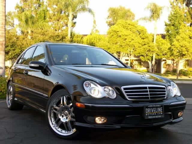 Mercedes benz c class c230 amg used cars for sale for Mercedes benz c230 amg