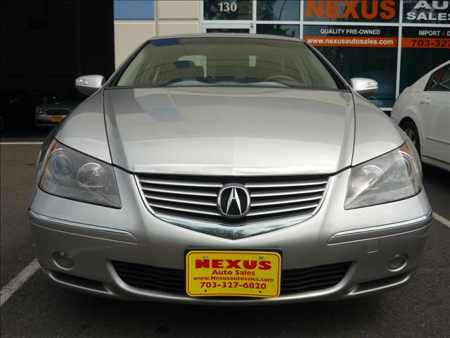2008 Acura RL