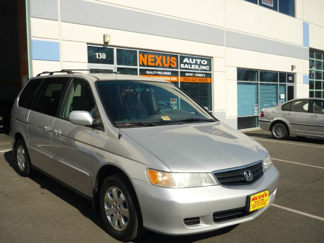 2003 Honda Odyssey