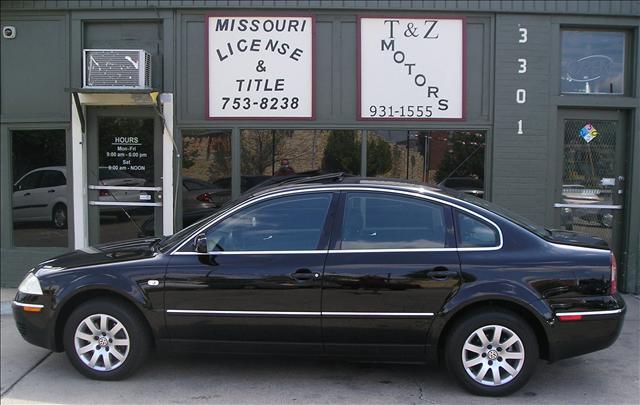 2002 Volkswagen Passat 3301 Gillham Plaza Kansas City