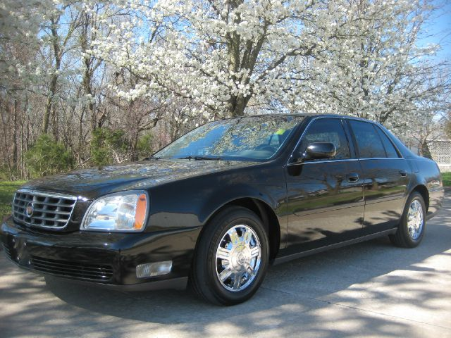 2004 Cadillac Deville