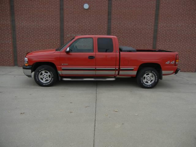 2000 Chevrolet Silverado 1500