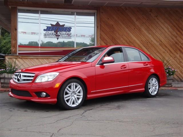 Mercedes benz c class c300 sport loaded used cars for sale for Mercedes benz c class 2008 for sale