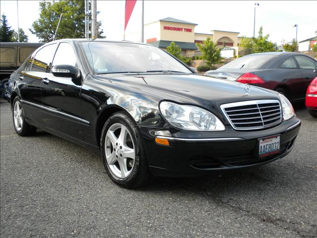 2004 mercedes benz s class 34515 16th ave s federal for Mercedes benz s500 for sale by owner