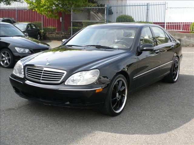 2000 mercedes benz s class 34515 16th ave s federal for Mercedes benz s class 2000