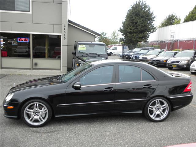 Used 2005 mercedes benz c class for sale 34515 16th ave for Mercedes benz 2005 for sale