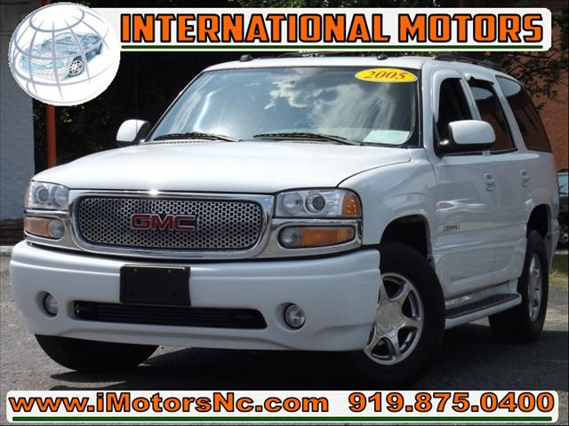 2005 GMC Yukon Denali - Raleigh NC