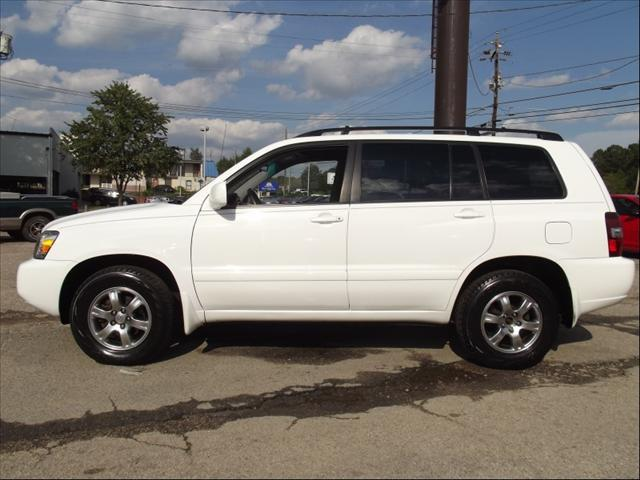 2004 Toyota Highlander Base; Limited - Raleigh NC