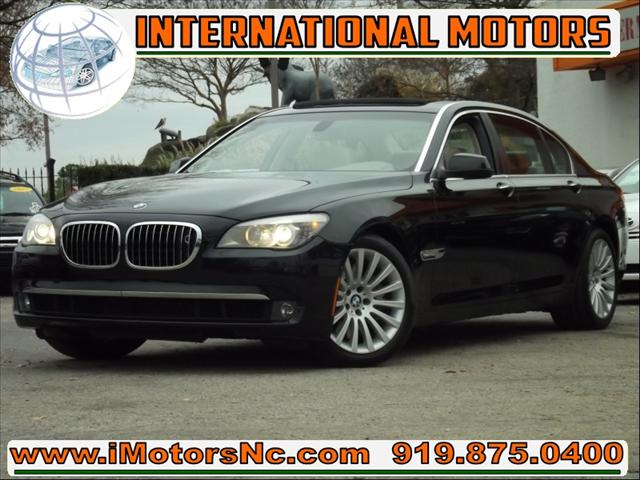 2009 BMW 7 series 750Li - Raleigh NC