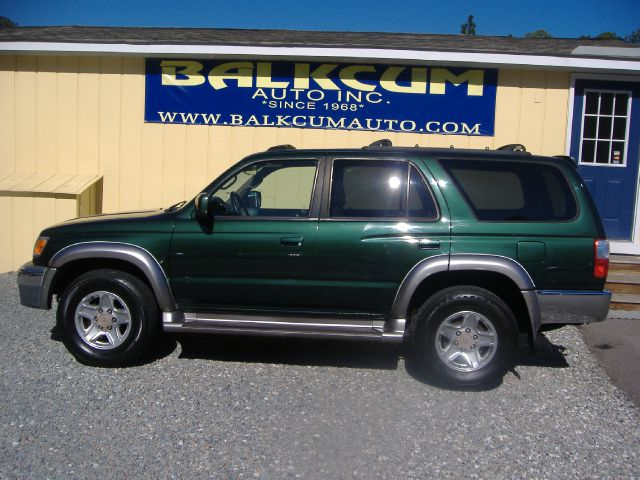 2002 Toyota 4Runner