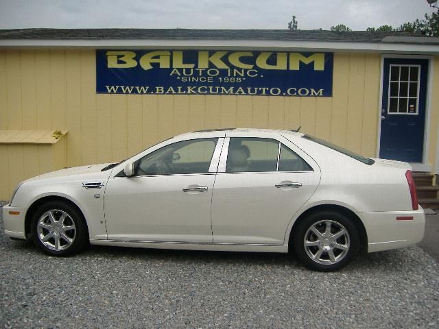 2008 Cadillac STS