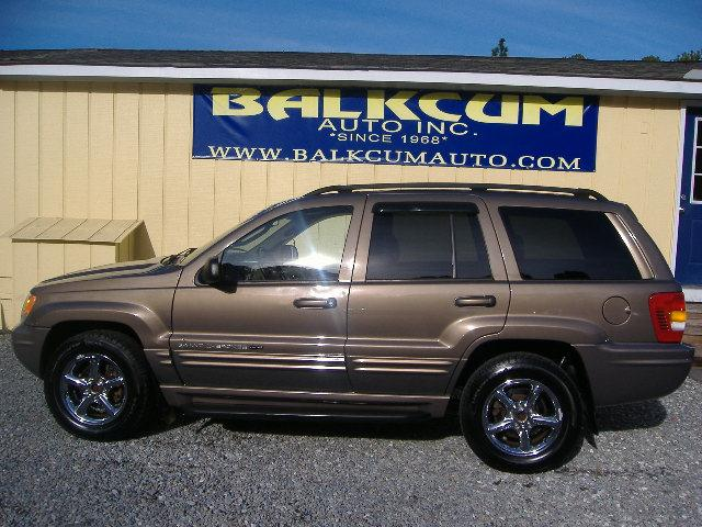 2002 Jeep Grand Cherokee