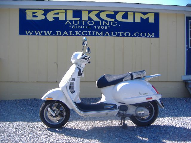 2006 VESPA GRANDTURISMO