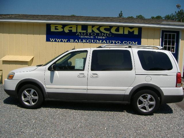 2005 Pontiac Montana SV6