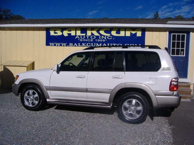 2005 Toyota LandCruiser