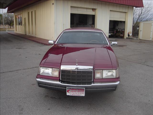 Lincoln Continental Mark Vii. 1989 Lincoln Mark VII for sale