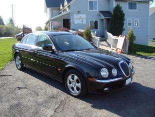 2001 Jaguar S-Type Base - Spencerport NY