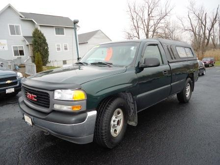 2002 GMC Sierra 1500 SL Short Bed 2WD - Spencerport NY