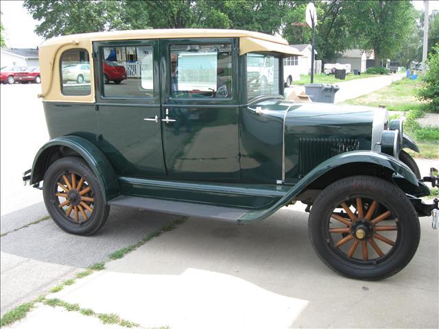 1926 Chevrolet 210