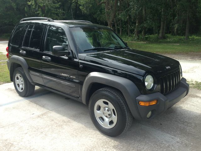 2002 Jeep Liberty - Gainesville, FL