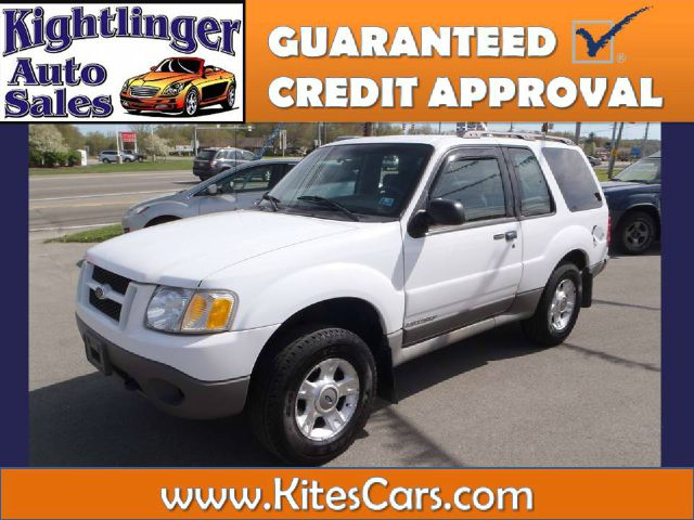2001 Ford Explorer Sport