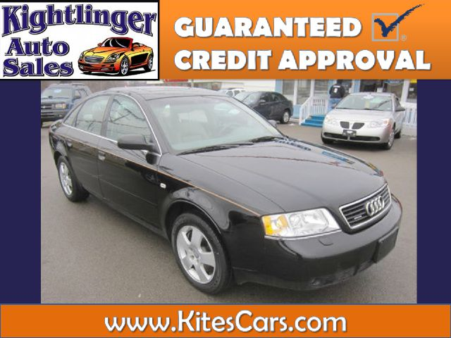 2001 Audi A6