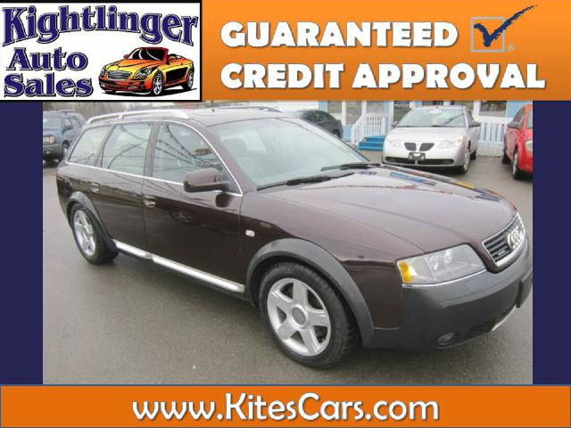 2003 Audi allroad