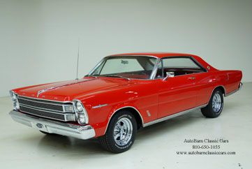 1966 Ford Galaxie LTD - Concord, NC