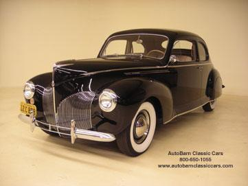 1940 Lincoln Zephyr - Concord, NC
