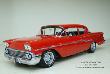 1958 Chevrolet Del Ray - Concord, NC